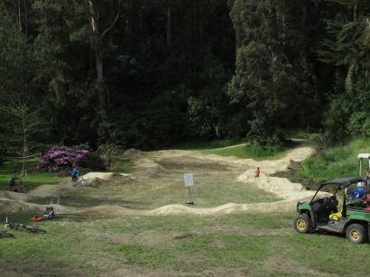 Orton Bradley Pump Track